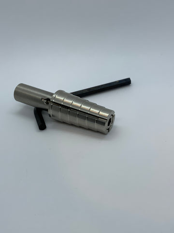 Ring mandrel, Professional grade expanding all stainless steel precision made