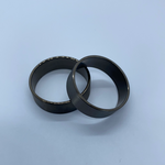Flat Tungsten polished edge outside or inside ring core