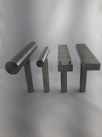 Tool rest and tool post system for ring making and wood turning