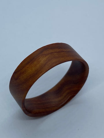 Rosewood Wood flat ring core