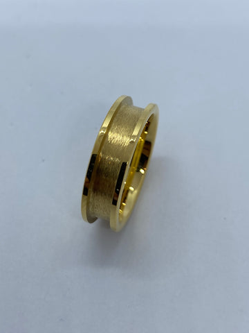 Gold plated Tungsten ring core