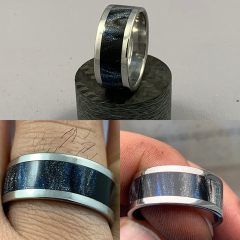 Diamondcast Ring blanks