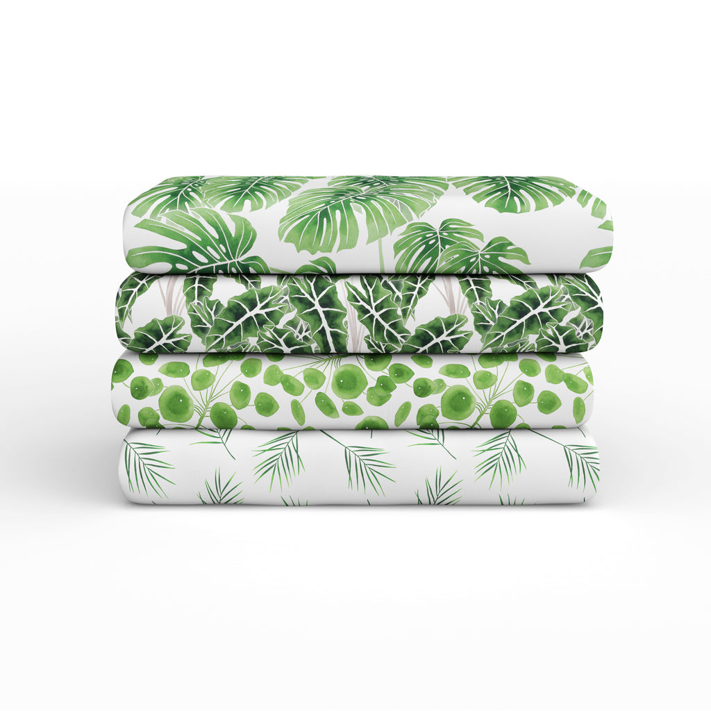 Modern Botanicals by Living Pattern