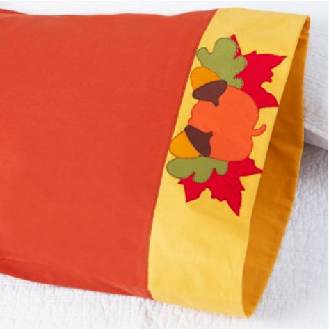 Painter's Palette Solids Pillowcase