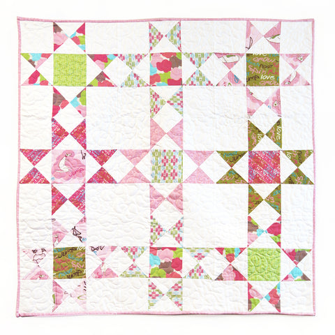 Jump Ride Spin quilt
