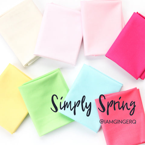 Mad for Solids Simply Spring