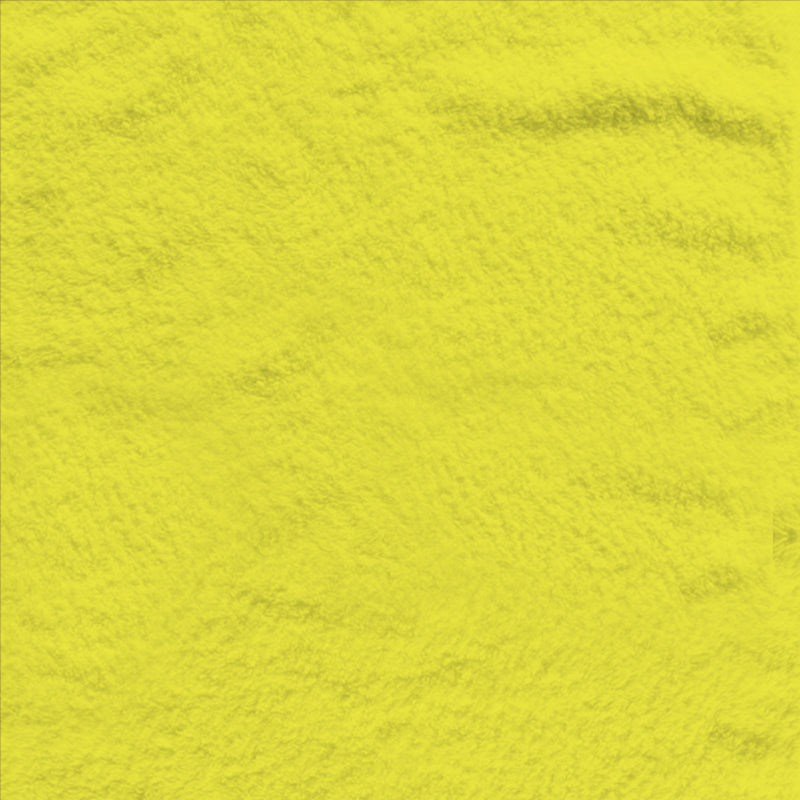 Fleece Polyester 306-05 Yellow