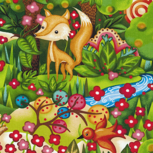 Woodland Friends 120-13651