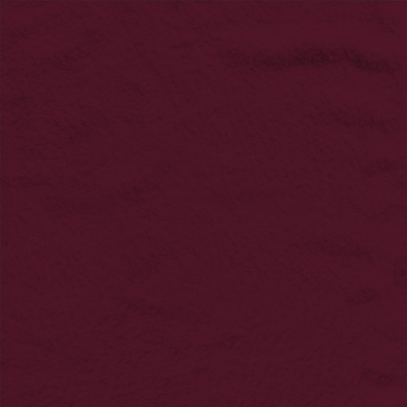 Fleece Polyester 306-11 Burgundy