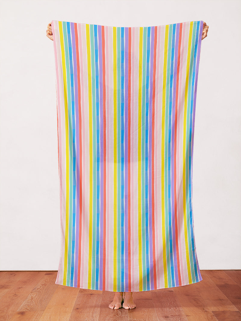 Over the Rainbow - Rainbow Stripe - 19451