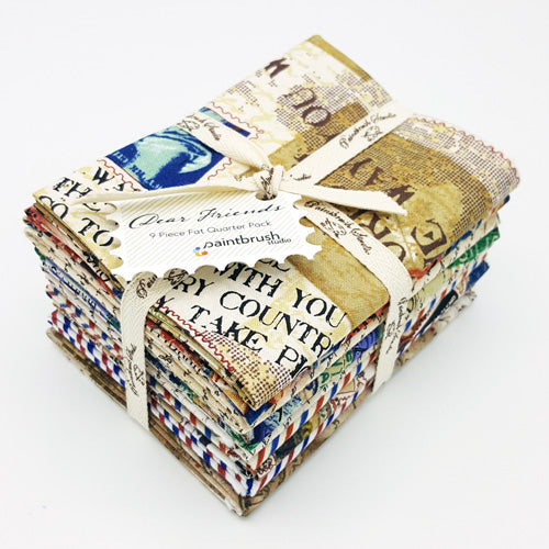 Dear Friends Fat Quarter Bundle - 120FQDF