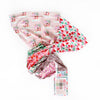Flamingo Christmas 8 pc Flat Fat Stack - 120FQFC