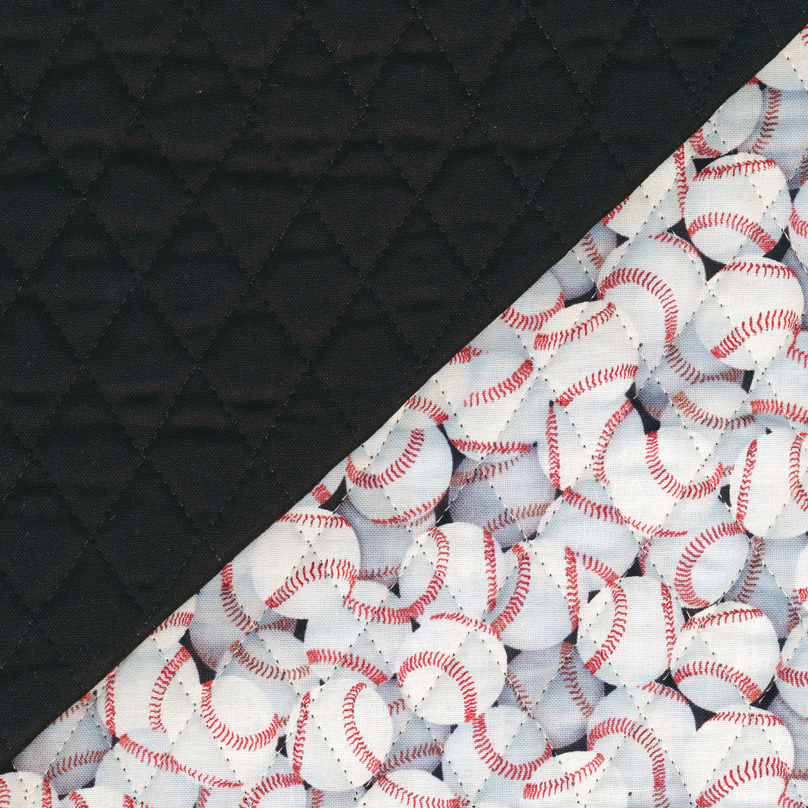 "Pre-Quilted ""Baseball"" 212-26911"