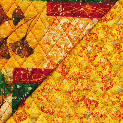 "Pre-Quilted ""Changing Seasons"" 220-10161"