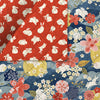 Moon Rabbit Pre-Quilted Fabric 220-14901