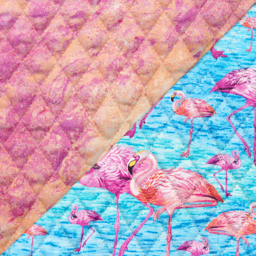 "Pre-Quilted ""Birds of a Feather"" 220-6811"