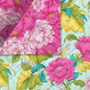 Dianthus Pre-Quilted Fabric 220-99401