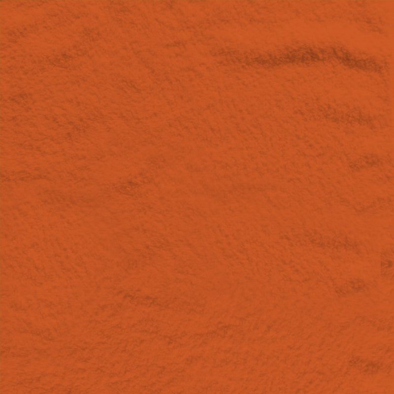 Fleece Polyester 306-32 Burnt Orange
