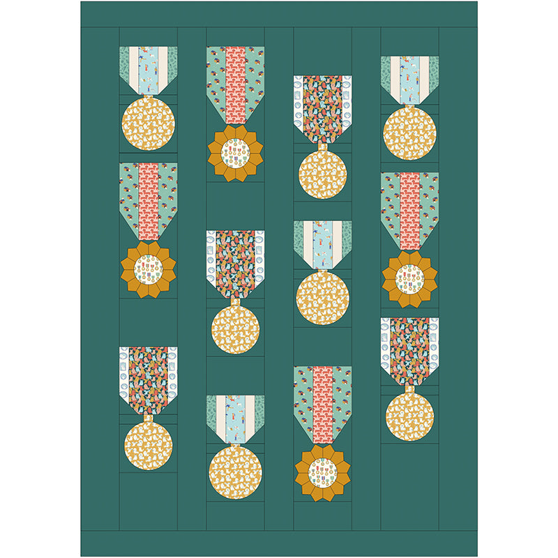 Free Quilt Pattern -  Best in Show