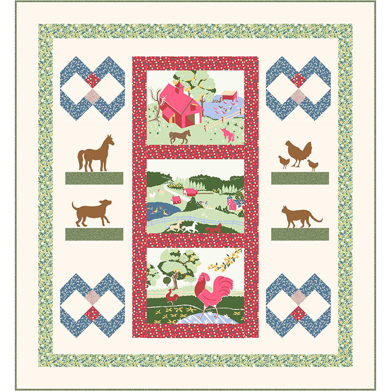 Free Quilt Pattern - Willow Creek