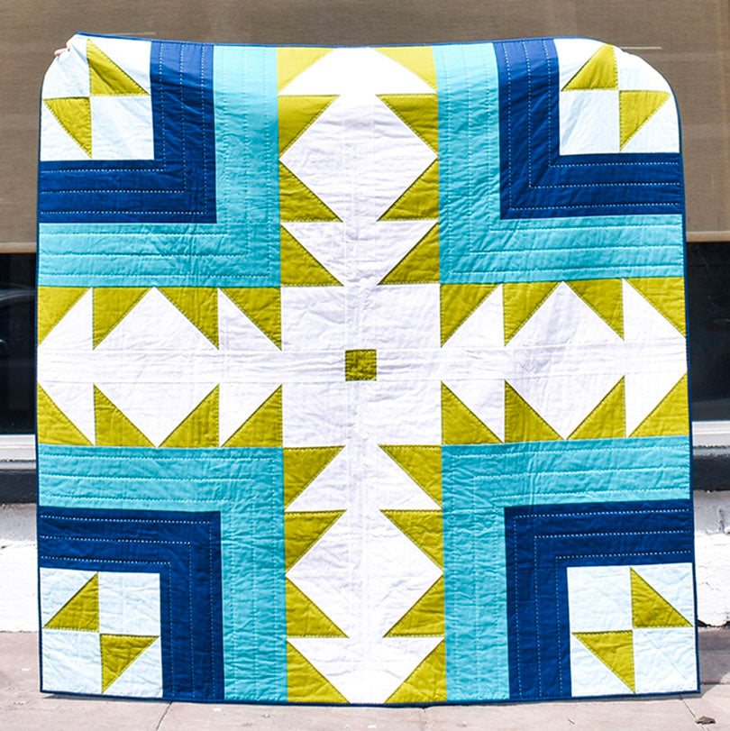 Bear Path Quilt Pattern