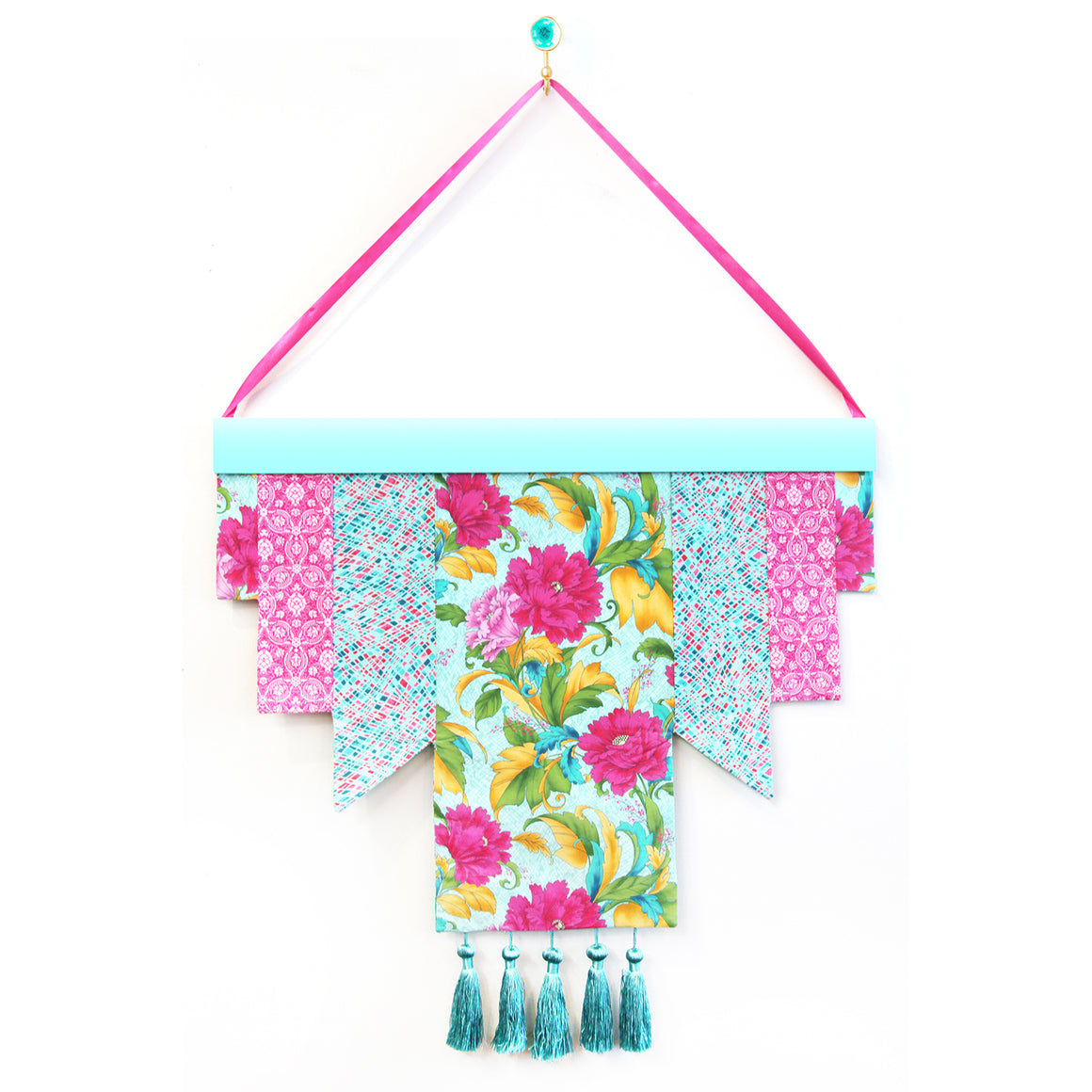 Free Reversible Wallhanging Pattern