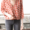 Pinnacle Top Pattern by Papercut Patterns