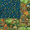 Forest Fables Pre-Quilted Fabric 220-19614/220-19620