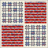Free Quilt Pattern -  Fourth of July