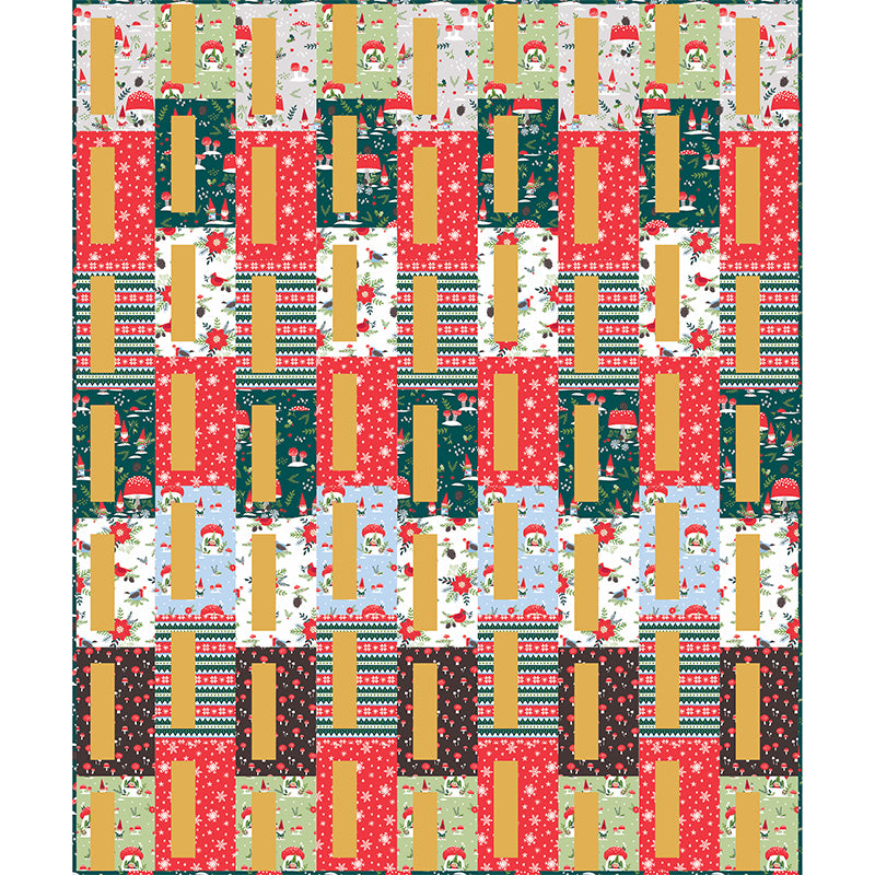 Quilt Pattern - City Limits by Everyday Stitches
