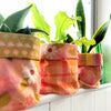 Free Fabric Planter Instructions