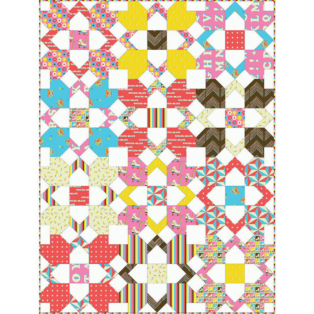 Quilt Pattern -  Inkling by Patchwork & Poodles