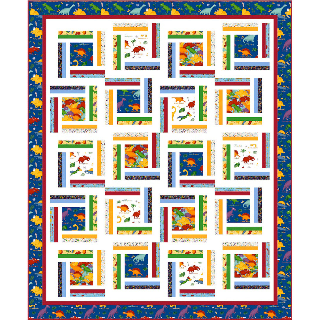 Lost World Pattern