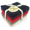 January (Garnet) Fat Quarter Bundle - Birthstone Series - 121FQMJJAN