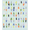 Free Quilt Pattern -  Mile Markers