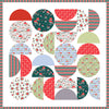 COMING SOON Free Quilt Pattern - Mushroom Caps