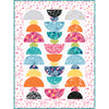 On Your Mark - Gum Drops Quilt Pattern