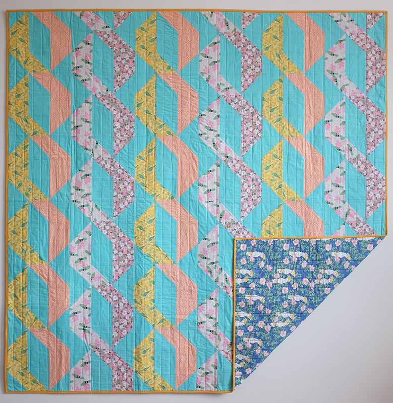 Quilt Pattern -  Paper Chains