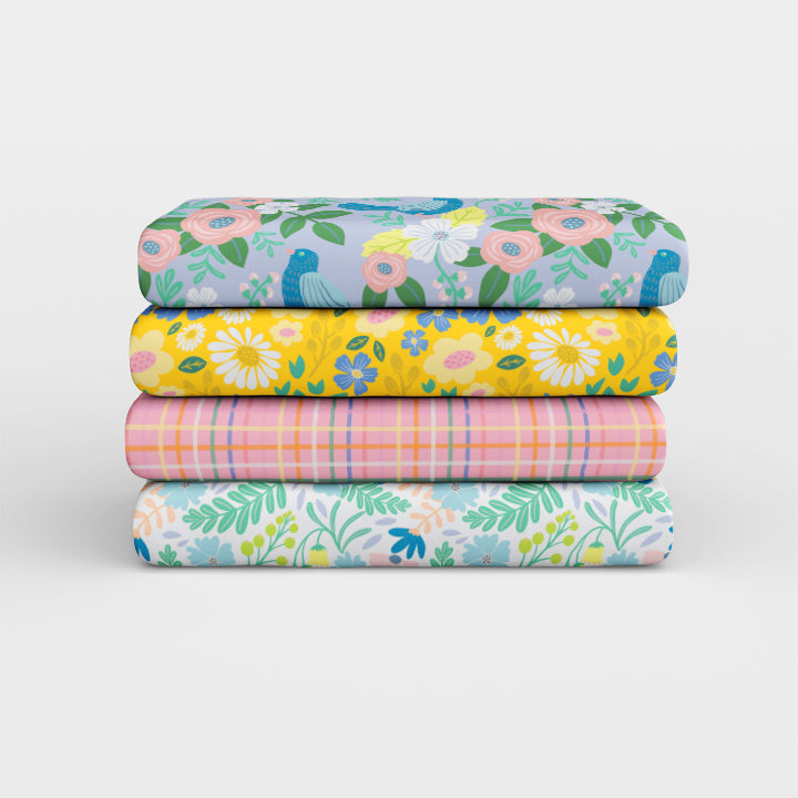 Picnic Fat Quarter Bundle - 120FQPMARSH