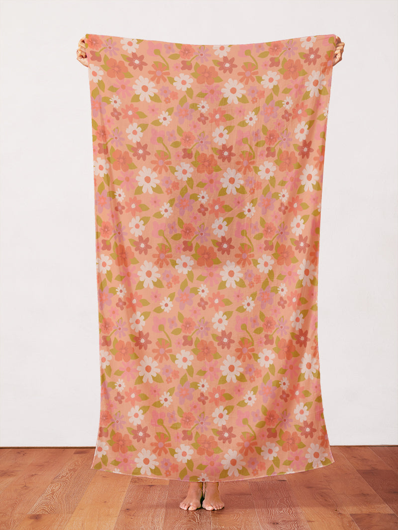 Flower Market 120-209002 - Organic Cotton