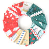 Scandinavian Christmas Fat Quarter Bundle - 120FQSC