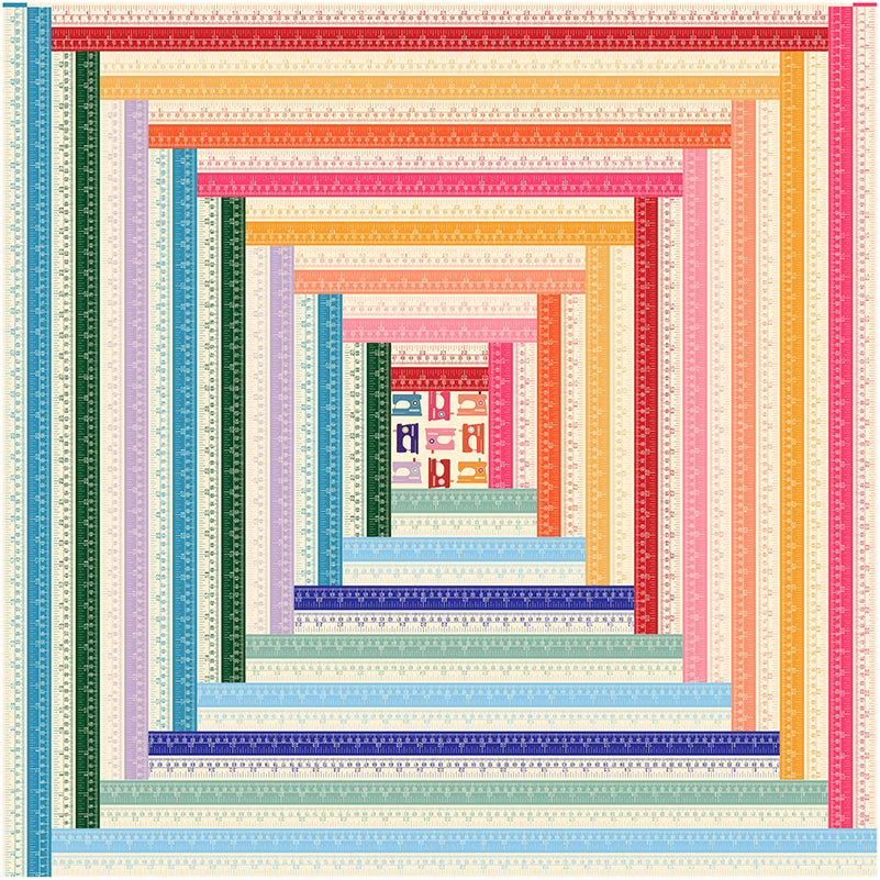 COMING SOON Free Quilt Pattern -  Sewing Mood