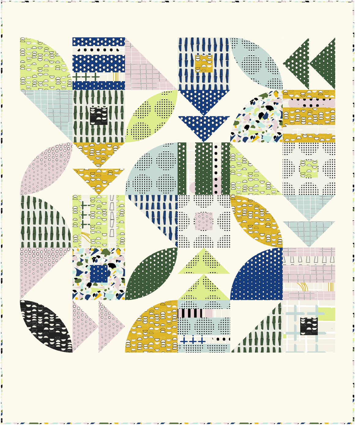 Free Quilt Pattern -  Sketchbook Sampler