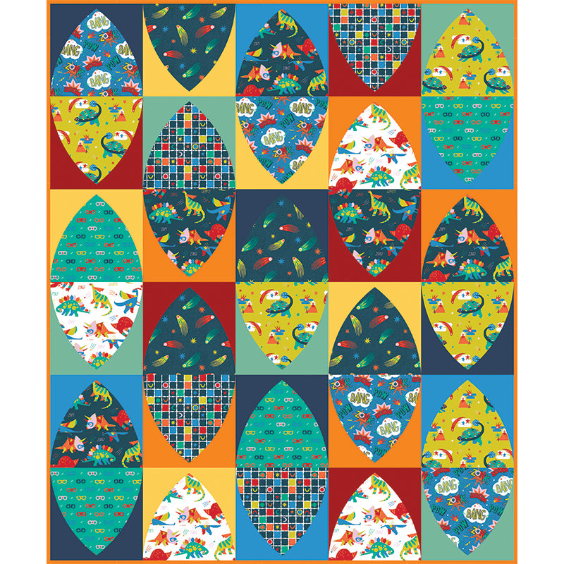 Quilt Pattern -  Gateway by Everyday Stitches