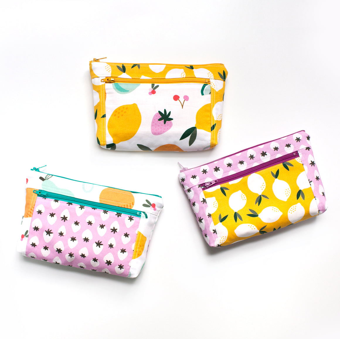 Devon Zipper Pouch