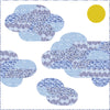 Quilt Pattern -  Big Island Sky by Whole Circle Studio