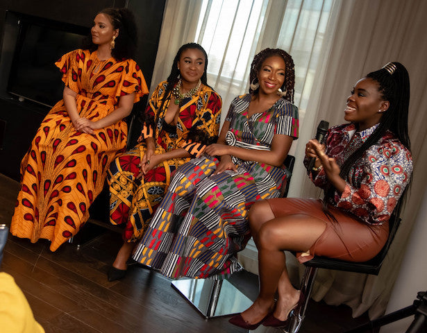 AFRO BEAUTY BRUNCH LAUNCH