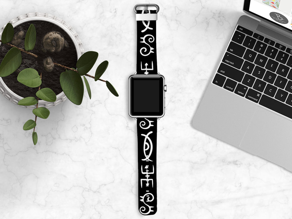 Monochrome Apple Watch Bands