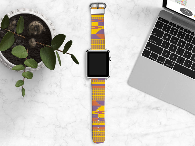 Bob Marley Samsung Watch Band