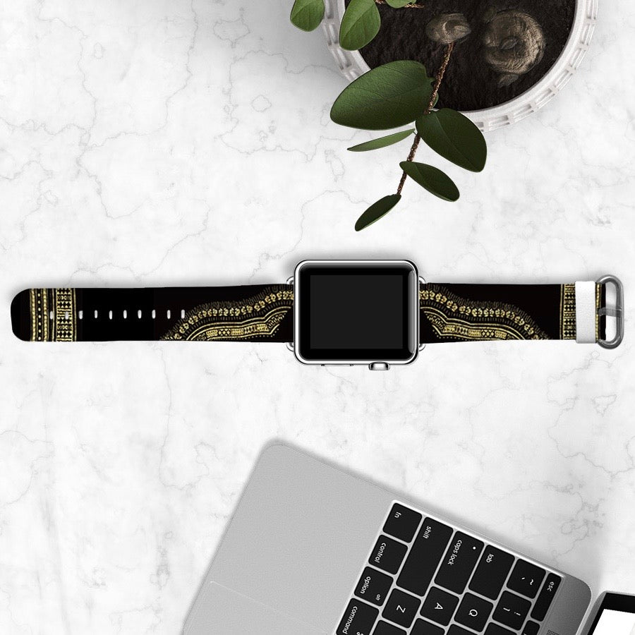Dashiki Apple Watch Bands